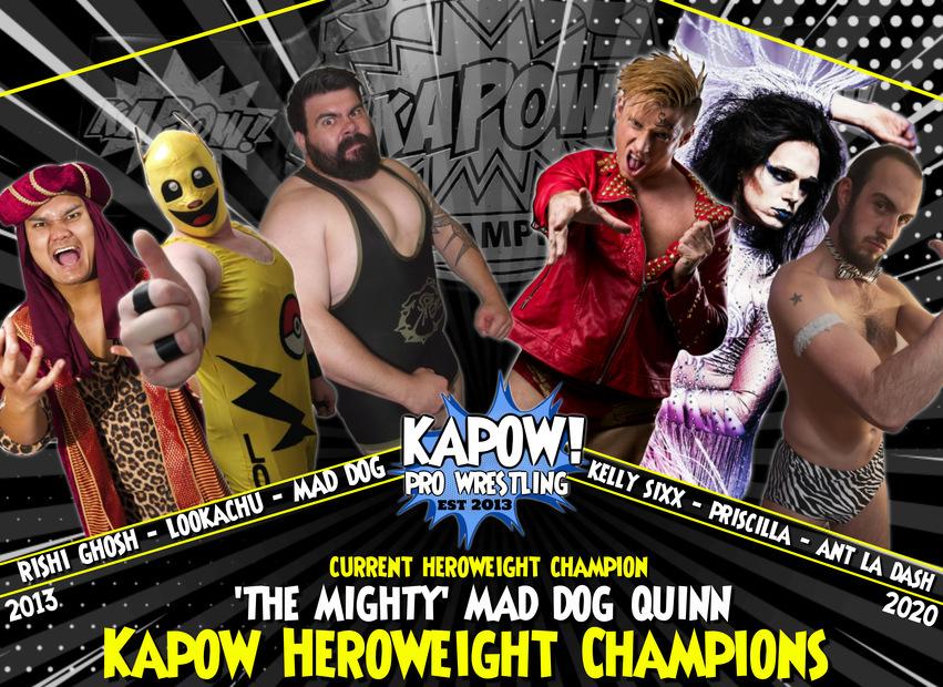 kapow champs LARGE